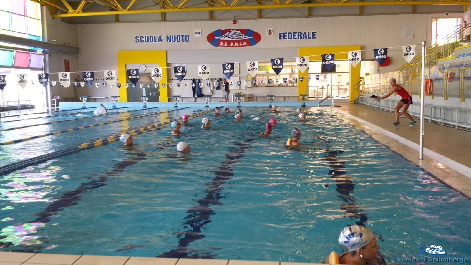 Vasca Da 25 Metri Tempi : Vasche ed impianto sportivo piscina di spilimbergo